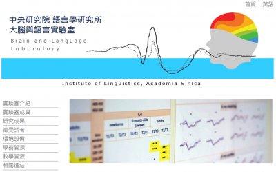 http://ball.ling.sinica.edu.tw/brain/index.html